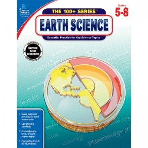 EARTH SCIENCE WORKBOOK GR 5-8