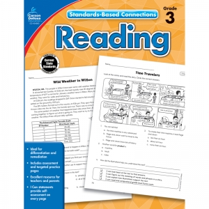 STANDARDS-BASED CONNECTIONS READING  GR 3