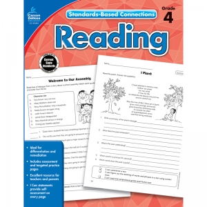 STANDARDS-BASED CONNECTIONS READING  GR 4