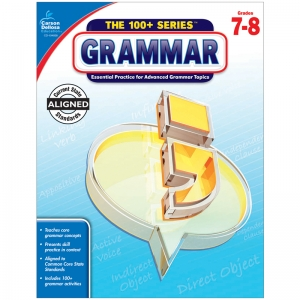 100 PLUS GRAMMAR WORKBOOK GR 7-8