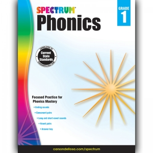 Phonics Workbook, Grade 1