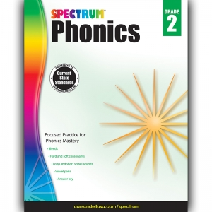 Phonics Workbook, Grade 2