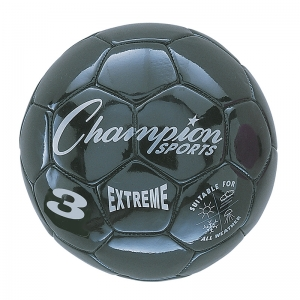 SOCCER BALL SIZE3 COMPOSITE BLACK
