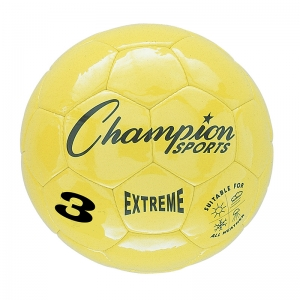 SOCCER BALL SIZE3 COMPOSITE YELLOW