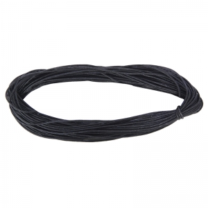BLACK LEATHER CORD