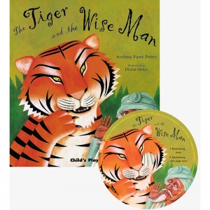 Traditional Tale with a Twist, The Tiger and the Wise Man