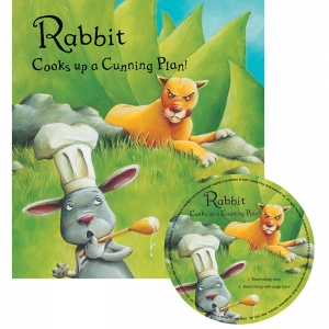 Traditional Tale with a Twist, Rabbit Cooks up a Cunning Plan