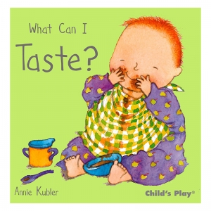 Small Senses What Can I Taste? Book