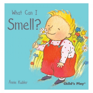 Small Senses What Can I Smell? Book
