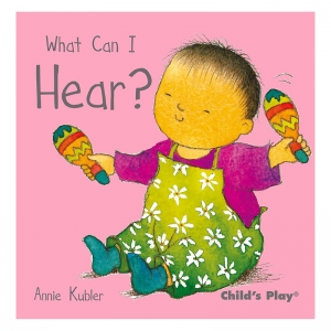 Small Senses What Can I Hear? Book