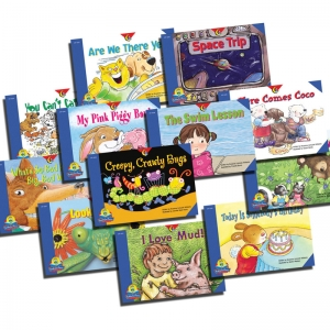 Reading for Fluency Variety Pack, Grades K-1