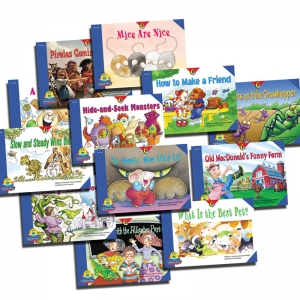 Reading for Fluency Variety Pack, Grades 1-2