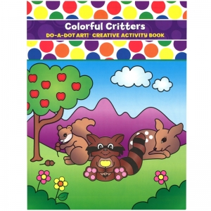 Do�A�Dot Art! Colorful Critters Creative Art & Activity Book