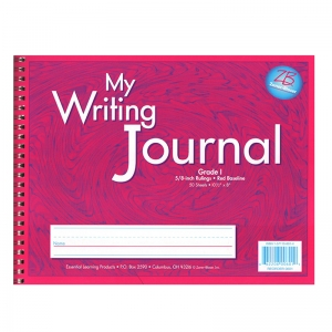 MY WRITING JOURNAL PINK GR 1