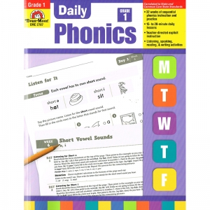 DAILY PHONICS PRACTICE GR 1