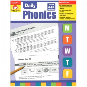 DAILY PHONICS PRACTICE GR 4-6