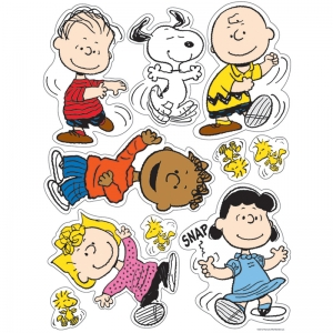Peanuts� Classic Characters Window Clings