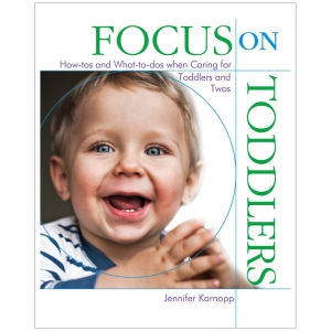 Gryphon House GR-10511 Focus on Toddlers Book