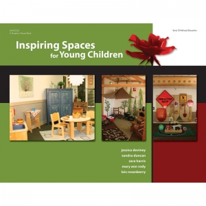 Inspiring Spaces for Young Children Book