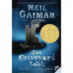 THE GRAVEYARD BOOK PAPERBACK