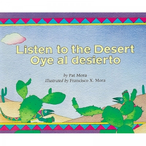 LISTEN TO THE DESERT OYE AL  DESIERTO