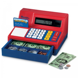 Pretend & Play� Calculator Cash Register