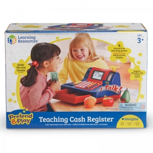 Pretend & Play� Teaching Cash Register