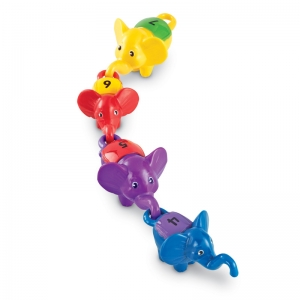 Snap�n�Learn Counting Elephants, 10 Pieces
