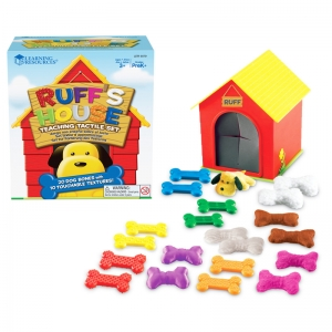 RUFFS HOUSE TEACHING TACTILE SET