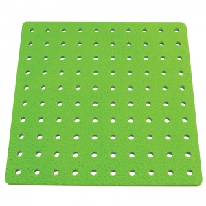 Tall-Stacker™ Large Pegboard, 100 holes