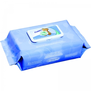 PUDGIES BABY WIPES 80 CNT