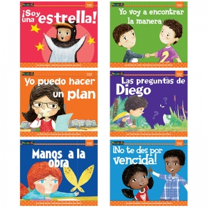 I BELIEVE IN MYSELF SPANISH 6 PK BK  MYSELF READERS