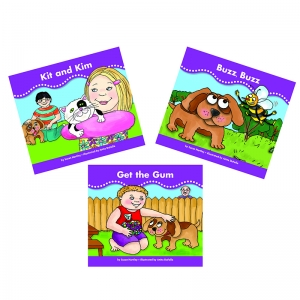DECODABLE READERS BAG SET