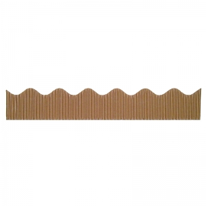 "Decorative Border, Brown, 2-1/4"" x 50', 1 Roll"