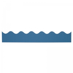 "Decorative Border, Rich Blue, 2-1/4"" x 50', 1 Roll"