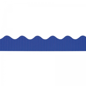 "Decorative Border, Royal Blue, 2-1/4"" x 50', 1 Roll"