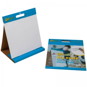 GOWRITE EASEL PAD 16X15 10 SHEETS  TABLE TOP