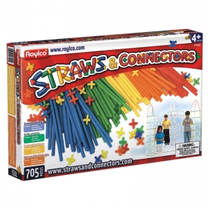 STRAWS & CONNECTORS