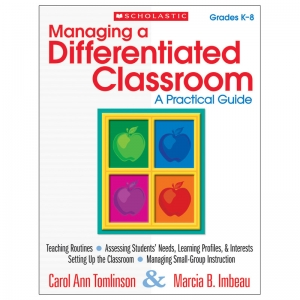MANAGING A DIFFERENTIATED CLASSROOM  A PRACTICAL GUIDE