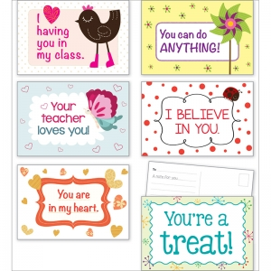 VALENTINES DAY POSTCARDS