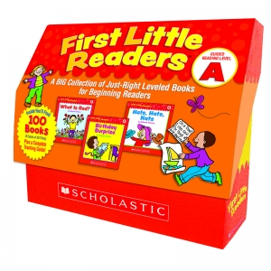 FIRST LITTLE READERS GUIDED READING  LEVEL A