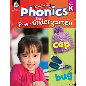 Foundational Skills Phonics, Grade PreK
