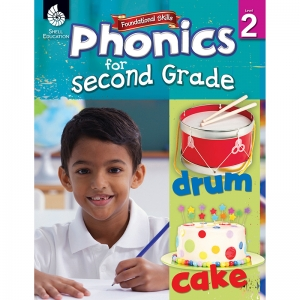 Foundational Skills Phonics, Grade 2