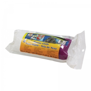 Plaster Cloth Roll, 3.75 yds