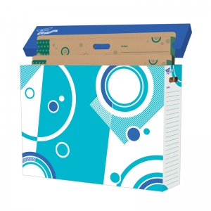 FILE N SAVE STORAGE BOX CHART  31 X 23 X 7