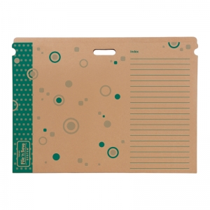FILE N SAVE STURDY FOLDER CHART  31 X 23 X 1/2