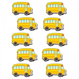 School Bus Accents