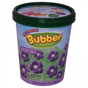 BUBBER 7 OZ. BUCKET PURPLE