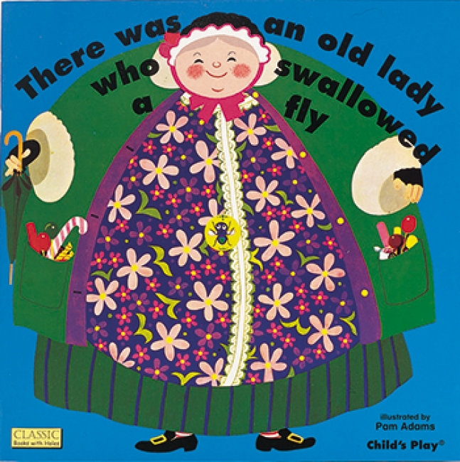 THERE WAS AN OLD LADY BIG BOOK
