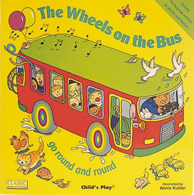 THE WHEELS ON THE BUS BIG BOOK